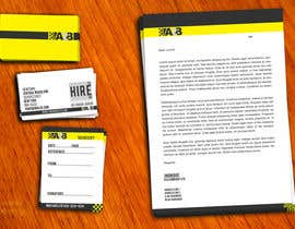 amitpadal tarafından Design some Stationery for Travel A2B taxi company için no 4