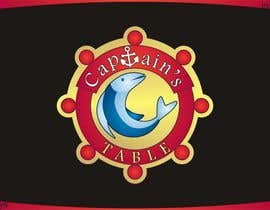 #99 para Design a logo for the brand 'Captain's Table' por innovys