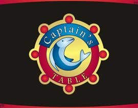 #96 para Design a logo for the brand 'Captain's Table' por innovys