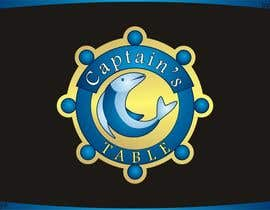 #95 untuk Design a logo for the brand 'Captain's Table' oleh innovys
