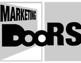 #93 for Design a Logo for 'Marketing Doors' - Marketing Company af alek2011