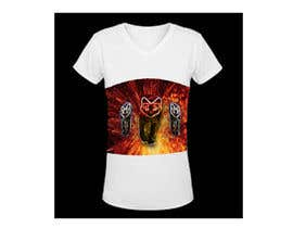 Nro 2 kilpailuun Awesome T-shirt/Sweathirt design käyttäjältä Sifat92
