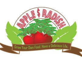 "#26 for Design a Logo for ""Apple & Radish"". Need urgently by johnsonlav"