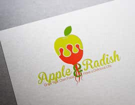 "#32 para Design a Logo for ""Apple & Radish"". Need urgently por BiancaN"