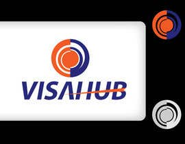#13 for Logo Design for Visa Hub by rapfreedom