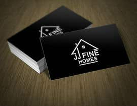 nº 57 pour Logo Design Project for JJ Fine Homes Ltd. par creativeblack