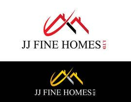 kazierfan tarafından Logo Design Project for JJ Fine Homes Ltd. için no 43