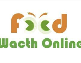 #104 untuk Logo Design for Food Watch Online oleh fitasari