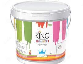 Nro 13 kilpailuun Paint Packaging Design käyttäjältä SurendraRathor