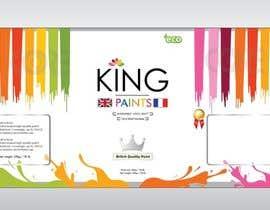 Nro 17 kilpailuun Paint Packaging Design käyttäjältä SurendraRathor