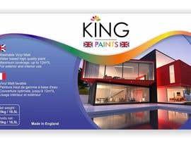 Nro 9 kilpailuun Paint Packaging Design käyttäjältä ridwantjandra