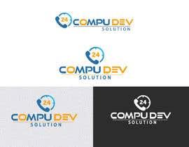 Nro 56 kilpailuun Design  a Brand Identity - Logo, Business Cards, and Brochure mock-up käyttäjältä designbdplus
