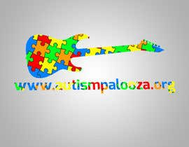 #52 for Design a Logo for Autism Palooza by ultimated