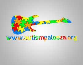 #52 for Design a Logo for Autism Palooza af ultimated