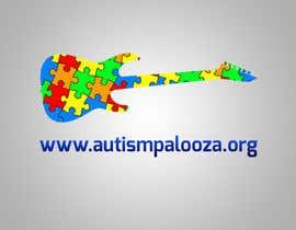#53 for Design a Logo for Autism Palooza af ultimated