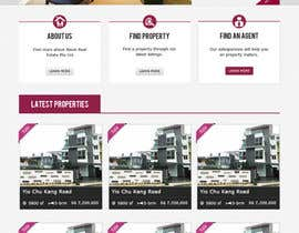#5 for Convert a Template to a Website for Our Real Estate Mocup af gravitygraphics7
