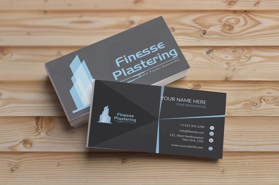 Entry #31 by saifulmishu for Business Card Design Competition ...