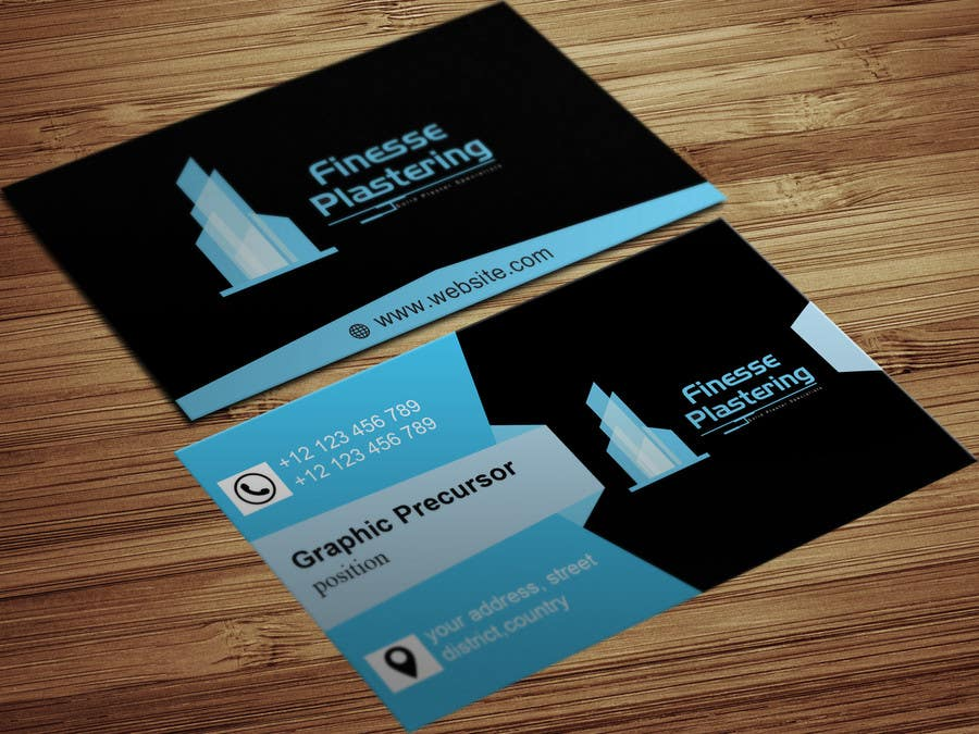 Entry 11 by mdselimreza394 for business card design competition business card reheart Choice Image
