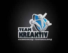 nº 23 pour Logo Design contest for Kreaktiv par logo24060