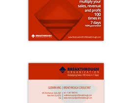 #120 untuk Develop a Corporate Identity for BREAKTHROUGH ORGANIZATION oleh KonstantinaD