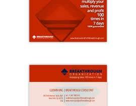 #120 cho Develop a Corporate Identity for BREAKTHROUGH ORGANIZATION bởi KonstantinaD
