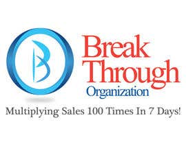 #95 para Develop a Corporate Identity for BREAKTHROUGH ORGANIZATION por rajverana