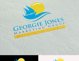 colorgraphicz tarafından :Design a Logo for a new business: georgie jones 4 step marketing group için no 57