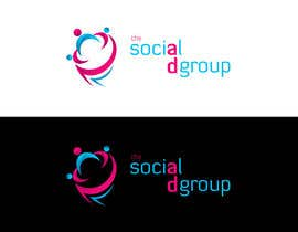 #54 para Develop a Corporate Identity for The Social Ad Group por suneshthakkar