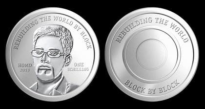 #10 for I need some Graphic Design for a coin token by samazran