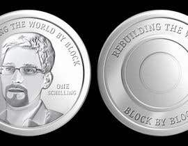 #13 untuk I need some Graphic Design for a coin token oleh samazran