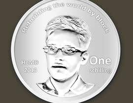 #9 untuk I need some Graphic Design for a coin token oleh Geobriegal