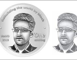 #16 untuk I need some Graphic Design for a coin token oleh Geobriegal