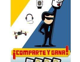 Nro 37 kilpailuun Diseñar un banner käyttäjältä Andrelo80