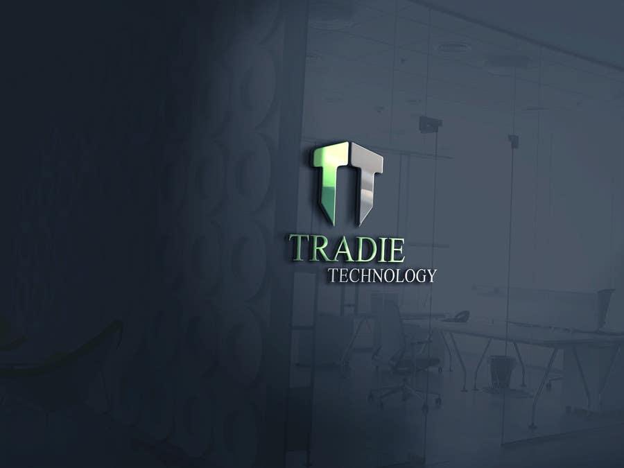 Bài tham dự cuộc thi #140 cho Design a Logo for Tradie Technology