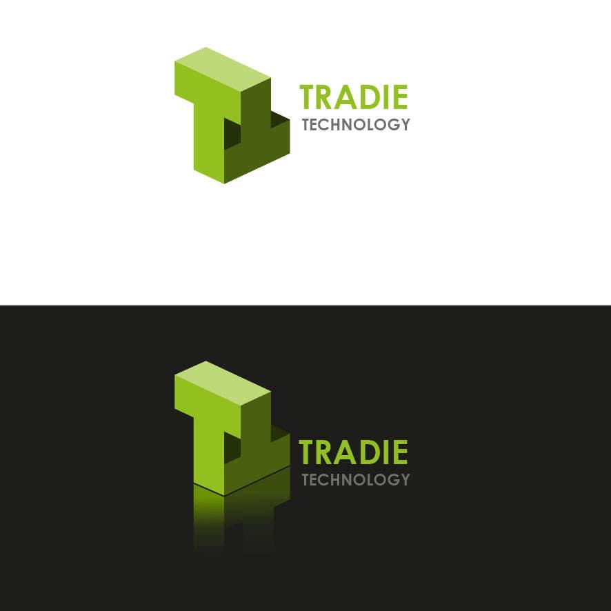 Bài tham dự cuộc thi #310 cho Design a Logo for Tradie Technology