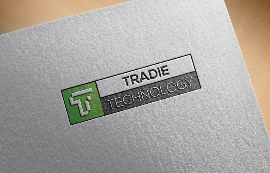 Bài tham dự cuộc thi #399 cho Design a Logo for Tradie Technology