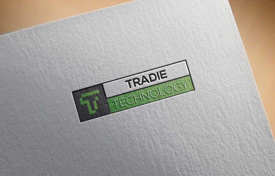 Inscrição nº 400 do Concurso para Design a Logo for Tradie Technology
