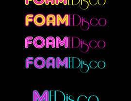 danijelaradic tarafından Foamedisco logo için no 27