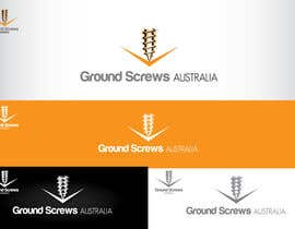 #7 for Design a Logo for Ground Screws Australia af GeorgeOrf