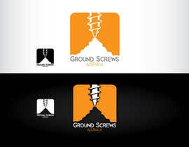 #22 for Design a Logo for Ground Screws Australia af GeorgeOrf