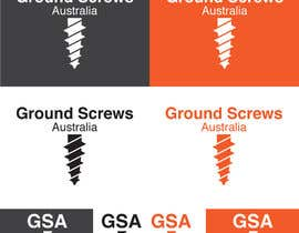#19 para Design a Logo for Ground Screws Australia por itrebilco