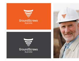 #3 para Design a Logo for Ground Screws Australia por SubCreativeIMC