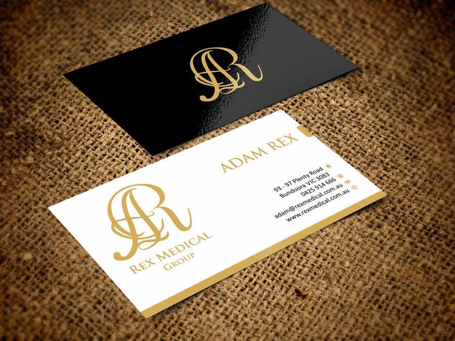 Penyertaan Peraduan #46 untuk Design Business Cards
