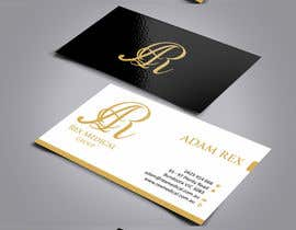 #49 for Design Business Cards af ezesol