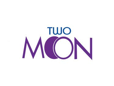 "#32 para Design a Logo for ""Two Moon"" por tfdlemon"