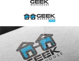 Nro 28 kilpailuun Design Logo For Geek eStore. käyttäjältä ParthCreative