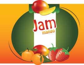 Nro 4 kilpailuun Jam Jar Design käyttäjältä Partha1993