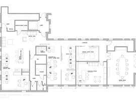 Ivanmfernandez tarafından Office Floorplan Design için no 6