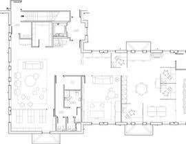 vanessaso tarafından Office Floorplan Design için no 17