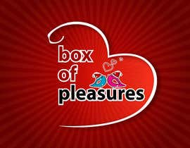 #37 for Design a logo for my new adult gift store called Box Of Pleasures af sabbir92